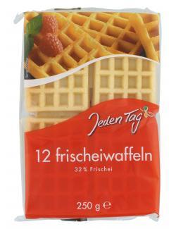 Jeden Tag Frischeiwaffeln  (250 g) - 4306188047346