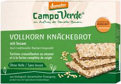 Demeter Campo Verde Sesam Kn�ckebrot Vollkorn  (250 g) - 4045178001660