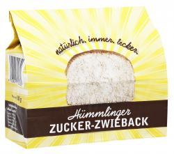 Hümmlinger Zucker-Zwieback  (250 g) - 4008891000082