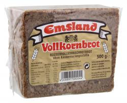Emsland Vollkornbrot  (500 g) - 4008891000044