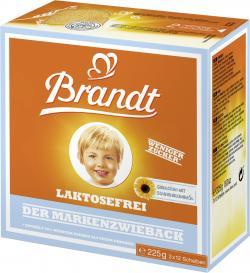 Brandt Zwieback laktosefrei  (225 g) - 4013752019141