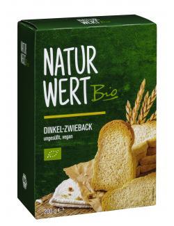 NaturWert Zwieback Dinkel Bio  (200 g) - 4006182006829