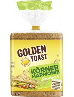 Golden Toast Körner Harmonie Sandwich  (375 g) - 4009249032779