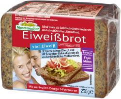 Mestemacher Eiweißbrot  (250 g) - 4000446011376