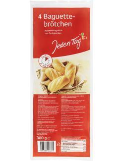 Jeden Tag Baguette-Br�tchen  (300 g) - 4306188046691