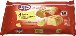 Dr. Oetker Kleine Zitronenkuchen  (140 g) - 4000521012373