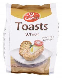 Danesita Toasts Weizen  (225 g) - 5601069910030