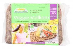 Mestemacher Veggie Vollkorn  (300 g) - 4000446011437