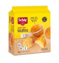 Sch�r Muffins  (4 x 65 g) - 8008698014004