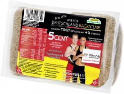 Mestemacher Toastbr�tchen mit 4% Sprossen  (260 g) - 4000446016852
