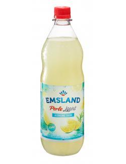 Emsland Perle Light Zitrone trüb  (1 l) - 4001217003637