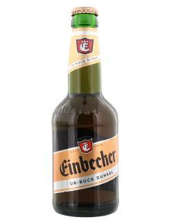 Einbecker Ur-Bock dunkel  (330 ml) - 4004078004409