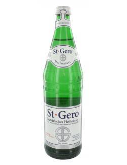 St. Gero Natürliches Heilwasser  (750 ml) - 42002628