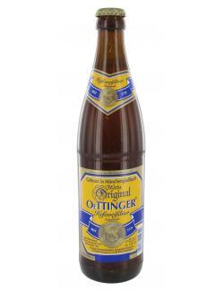 Oettinger Hefewei�bier  (500 ml) - 4014086010309