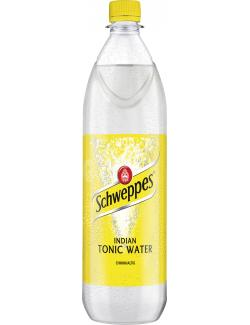 Schweppes Indian Tonic Water  (1 l) - 4000140011528