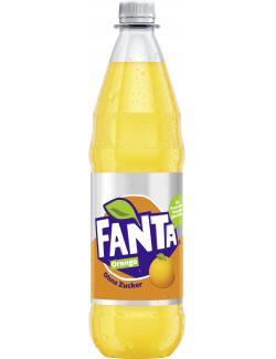 Fanta Orange Zero  (1 l) - 5449000138170