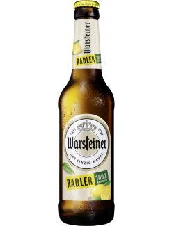 Warsteiner Radler Zitrone  (330 ml) - 4000856005088