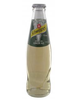 Schweppes American Ginger Ale  (200 ml) - 4000140072185
