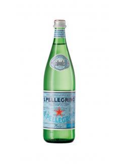 San Pellegrino Mineralwasser natur  (750 ml) - 8002270000720