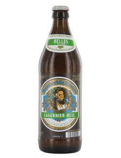 Augustiner Lagerbier hell  (500 ml) - 4105250022003