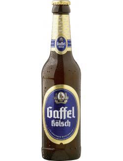 Gaffel K�lsch  (330 ml) - 4002208001038