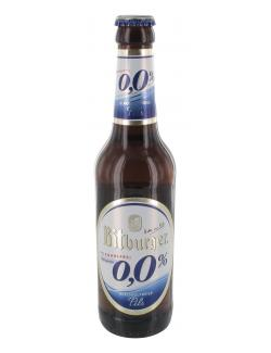 Bitburger 0,0% Pils alkoholfrei  (330 ml) - 4102430315207