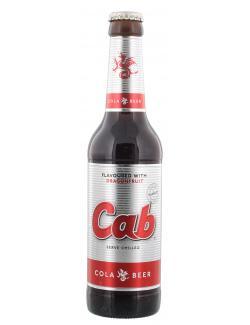 Cab Cola & Beer  (330 ml) - 4008287070026