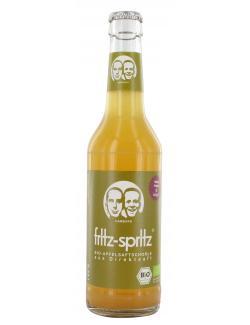 Fritz-Spritz Bio-Apfelsaftschorle  (330 ml) - 4260107220046