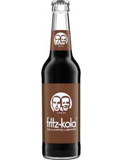 Fritz-Kola Kola-Kaffee-Limonade  (330 ml) - 4260107220039