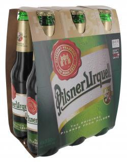 Pilsner Urquell  (6 x 0,33 l) - 8594404110172