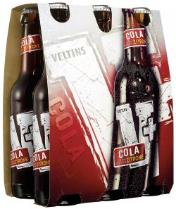 Veltins V+ Cola  (6 x 0,33 l) - 4005249007359