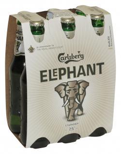 Carlsberg Elephant Starkbier  (6 x 0,33 l) - 5740600514037