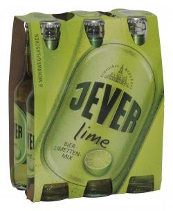 Jever Lime  (6 x 0,33 l) - 4008948226731