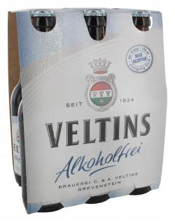 Veltins Alkoholfrei  (6 x 0,33 l) - 4005249002378