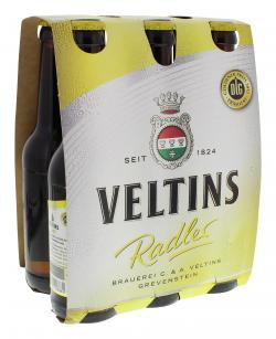 Veltins Radler  (6 x 0,33 l) - 4005249008875