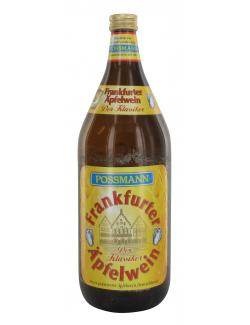 Possmann Frankfurter Äpfelwein  (1 l) - 4004315000119