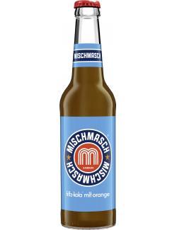 Fritz-Kola Mischmasch Kola-Orangen-Limonade  (330 ml) - 4260107221289