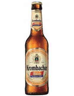 Krombacher Weizen alkoholfrei  (330 ml) - 4008287064322