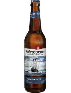 Störtebeker Pilsener Bier  (500 ml) - 4014807364001