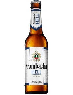 Krombacher Hell  (330 ml) - 4008287905090