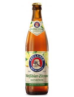 Paulaner Wei�bier-Zitrone  (500 ml) - 4066600141150