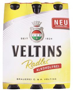 Veltins Radler Alkoholfrei  (6 x 0,33 l) - 4005249003832