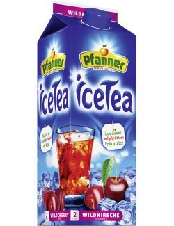 Pfanner Ice Tea Wildkirsche  (2 l) - 9006900014810