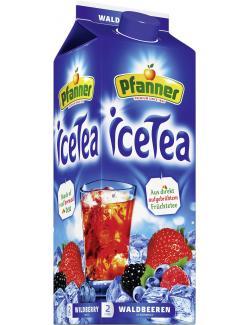 Pfanner Ice Tea Waldbeeren  (2 l) - 9006900014803