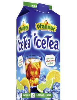 Pfanner Ice Tea Lemon-Lime  (2 l) - 9006900011512