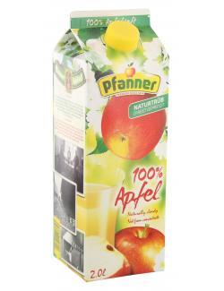 Pfanner Apfel naturtrüb  (2 l) - 9006900013653