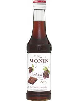 Monin Sirup Schokolade  (250 ml) - 4008077744526