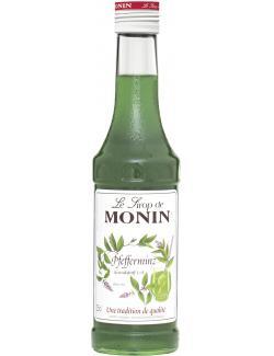 Monin Sirup Pfefferminz  (250 ml) - 4008077744182