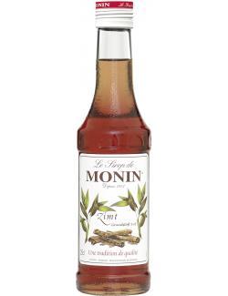 Monin Sirup Zimt  (250 ml) - 4008077744229