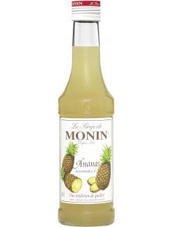 Monin Sirup Ananas  (250 ml) - 4008077744120
